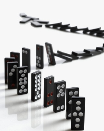 Cancer and the domino effect