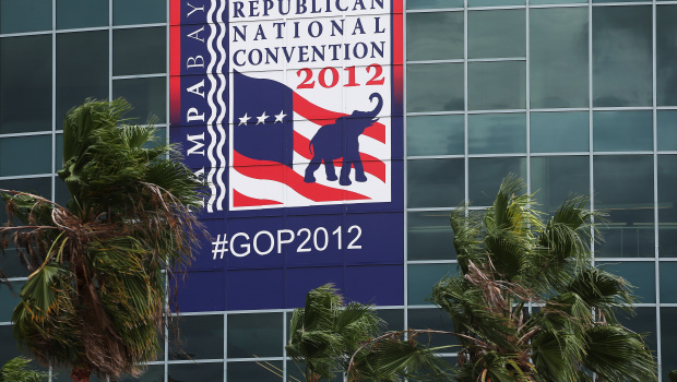 Political conventions & life in four-year increments