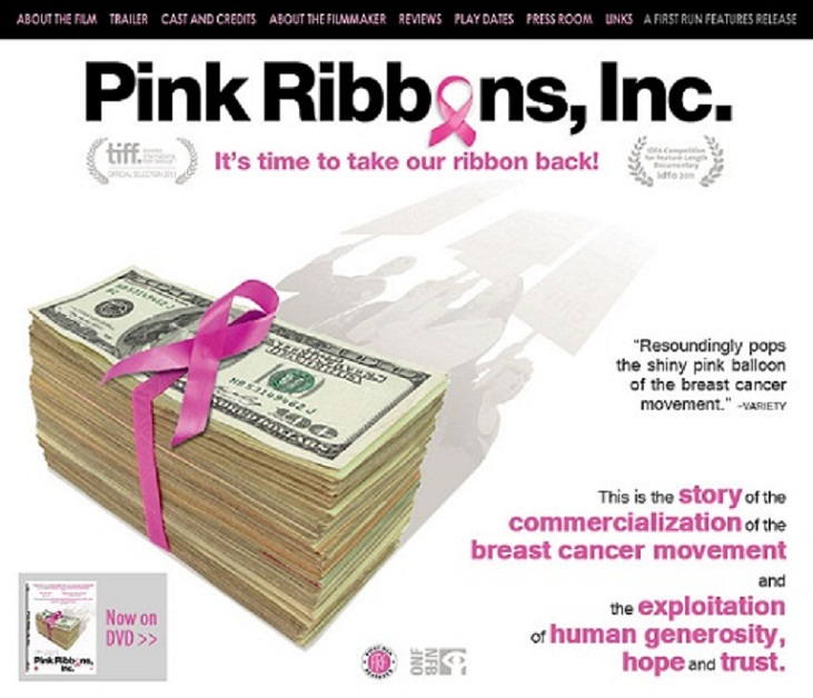 Pink Ribbons, Inc. - My Review