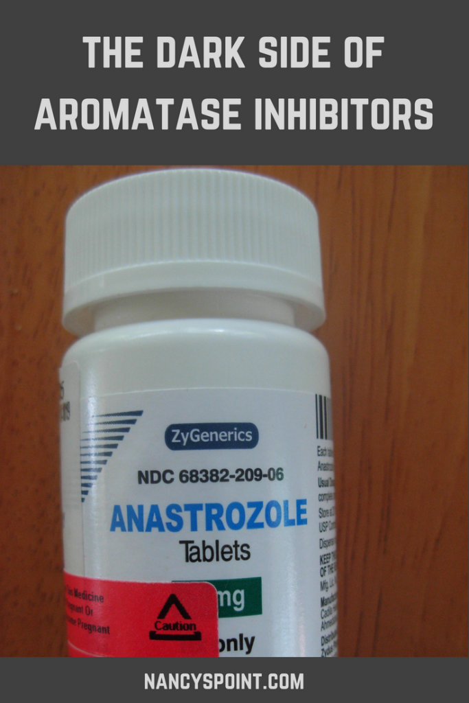 The Dark Side of Aromatase Inhibitors