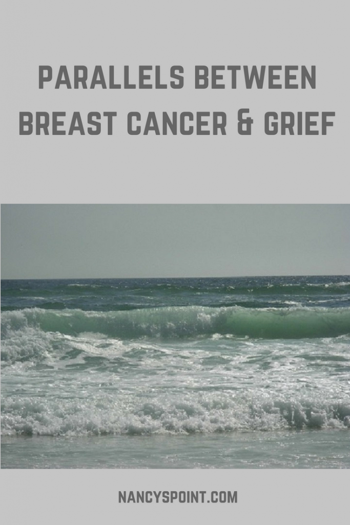 Parallels between breast cancer & grief
