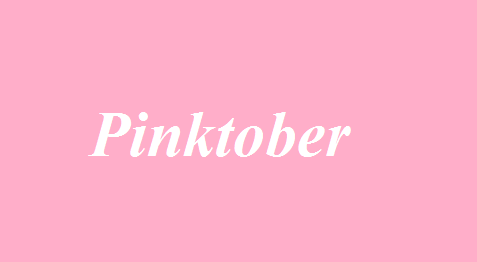 Why I Keep Trying to Embrace Pinktober #breastcancer #Pinktober #breastcancerawareness