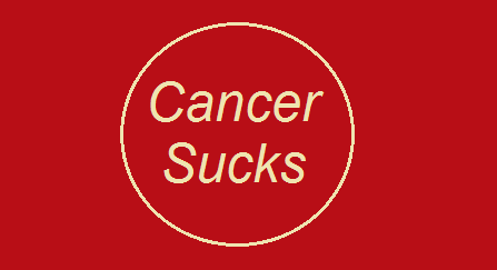 cancer sucks - Copy