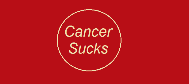 cancer sucks