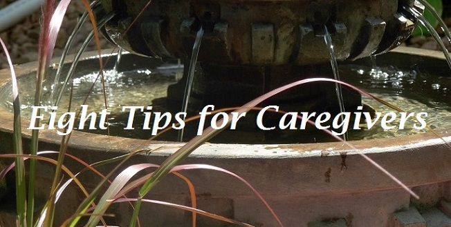 Eight tips for caregivers