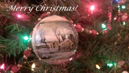 Wishing You a Merry Christmas & a Happy New Year! | Nancy\'s Point