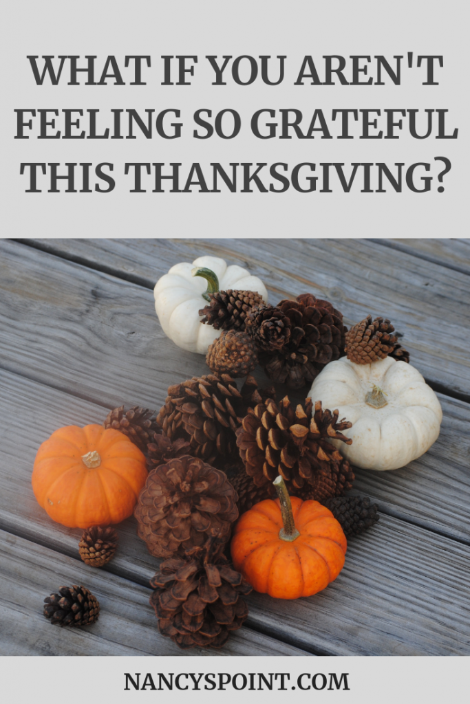 What If You're Not Feeling So Grateful this Thanksgiving? #gratitude #holidays #thanksgiving #november