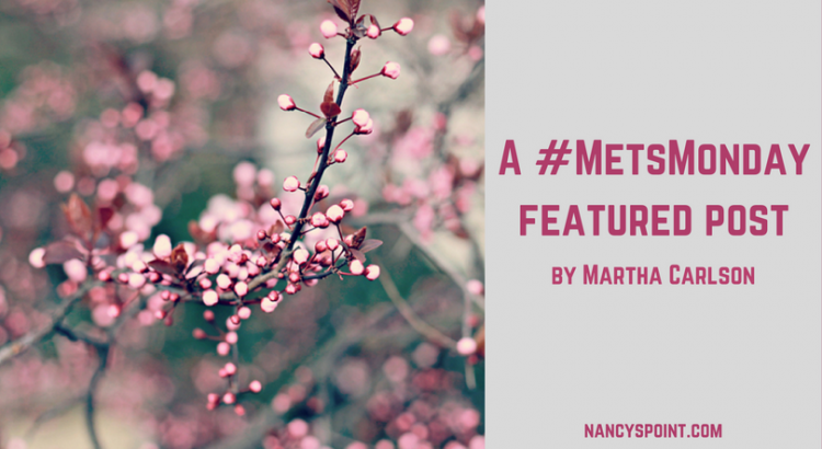 A #MetsMonday Featured Post by Martha Carlson