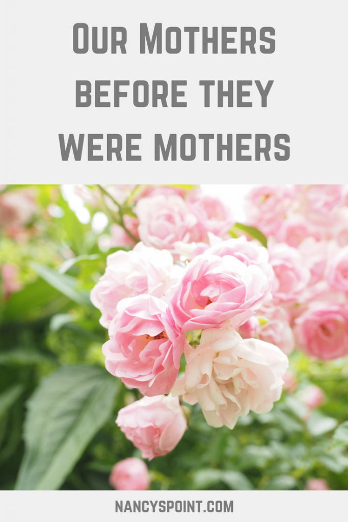 Our Mothers Before They Were Mothers, Readers Share for Mother's Day