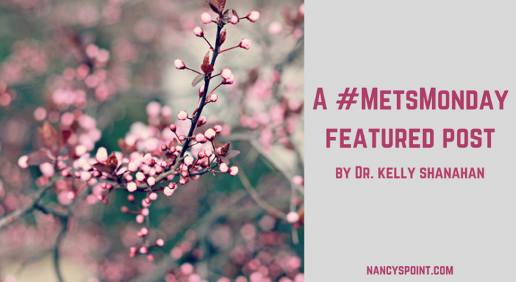 Miles for Mets - A featured #MetsMonday post by Dr. Kelly Shanahan