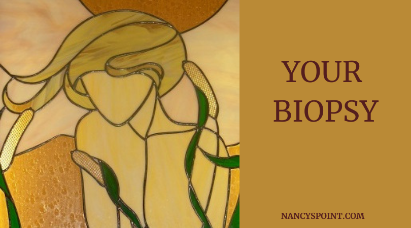 Your #Biopsy, How to Prepare #breastcancer #womenshealth