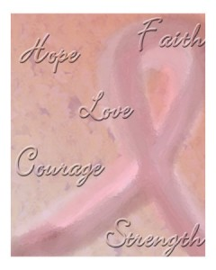 All you need is faith, hope, love, courage and strength, right? Not!