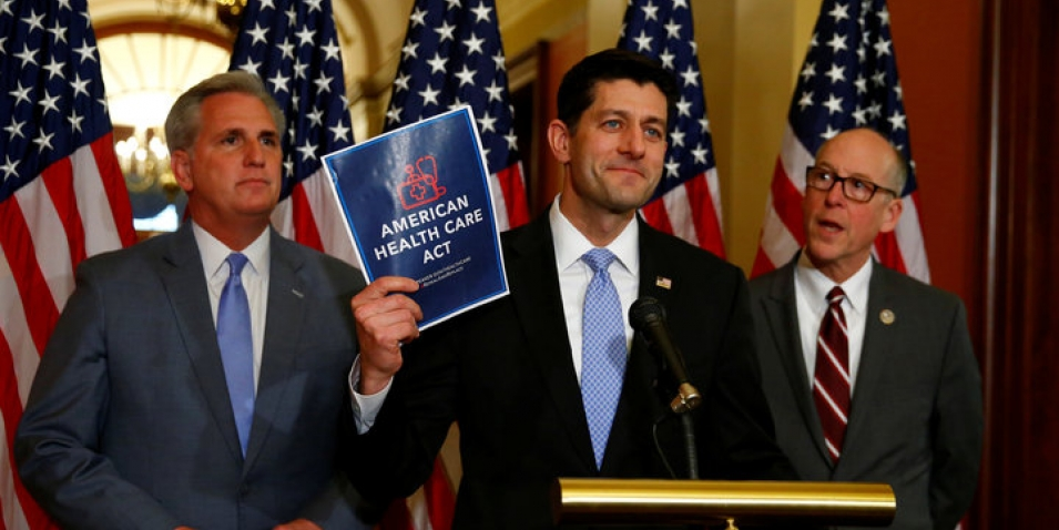 The American Health Care Act Doesn't Sound Very American to Me