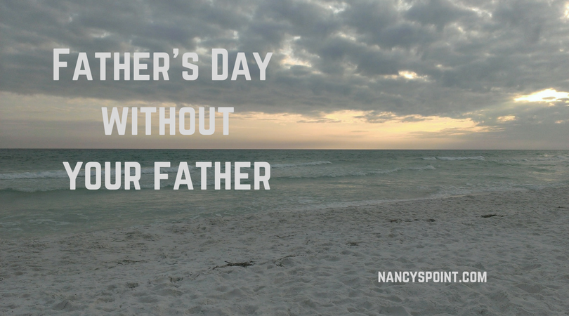 Father's Day without your father