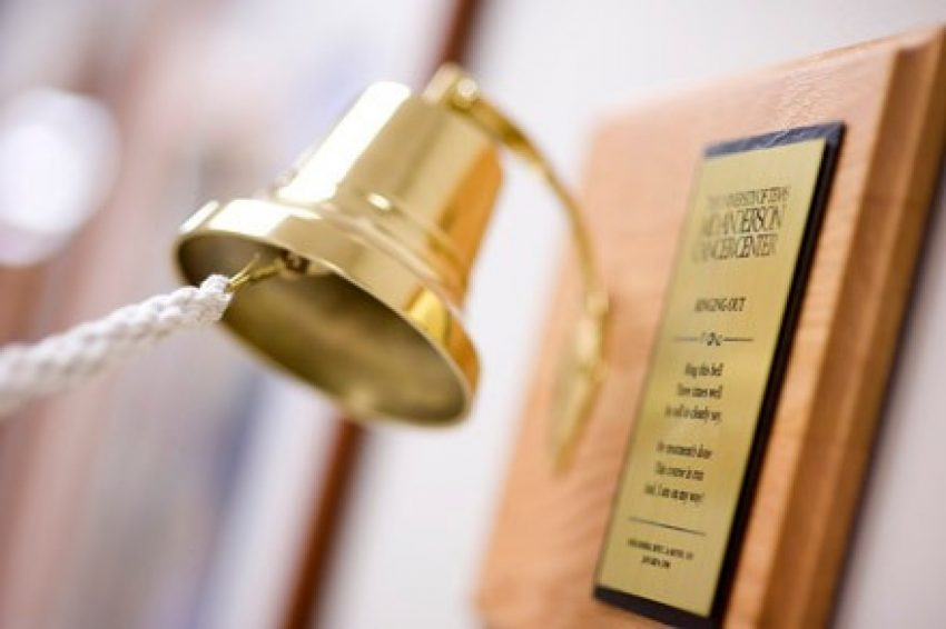 Is Ringing a Bell at the End of Cancer Treatment Really Necessary? #cancer #breastcancer #chemotherapy #radiation