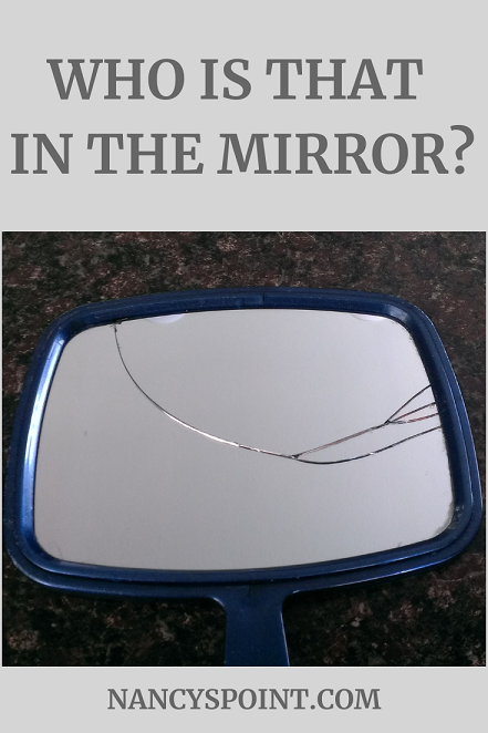 Post #chemo, when looking in the mirror, have you ever asked, who is that? #cancer #breastcancer #cancersucks #selfimage