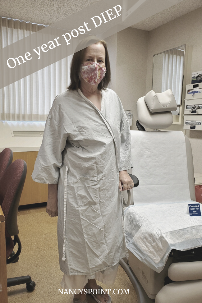 What's it like one year post DIEP flap surgery? Plus, 8 tips & ask me anything!  #breastreconstruction #mastectomy #breastcancer #womenshealth